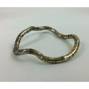 Bendable Snake Coil Bracelet